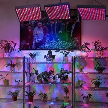 Pflanzenleuchte 45 Watt 225 LEDs